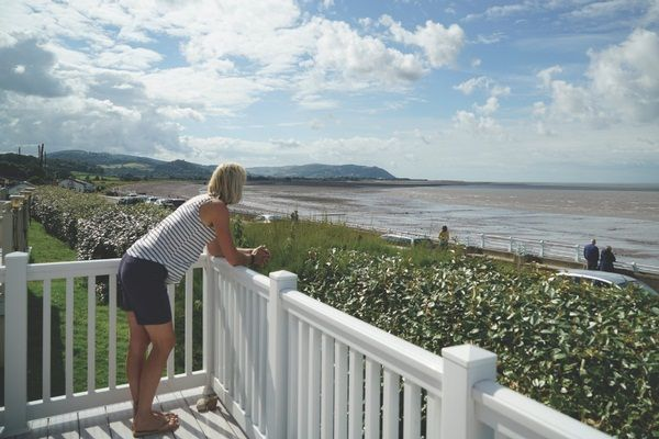 Blue Anchor Holiday Park